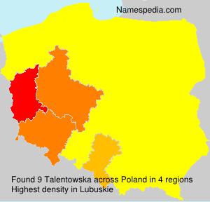 Talentowska