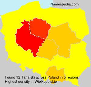 Tanalski