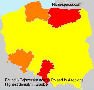 Tejszerska - Poland