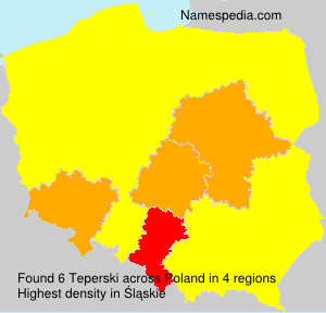 Teperski