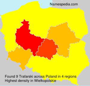 Trafarski