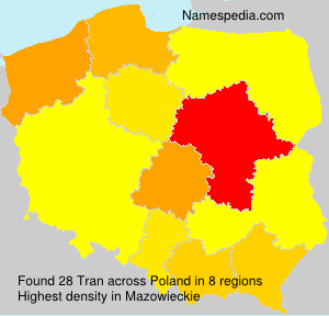Tran - Poland