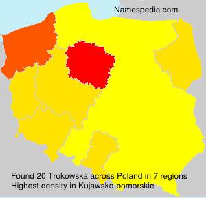 Trokowska