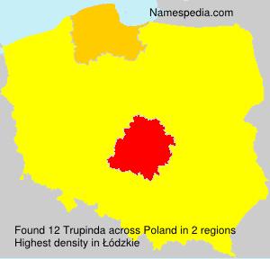Trupinda