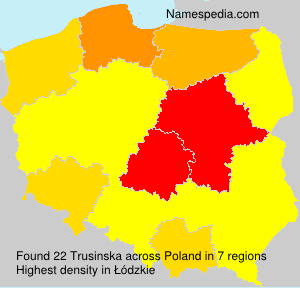Trusinska