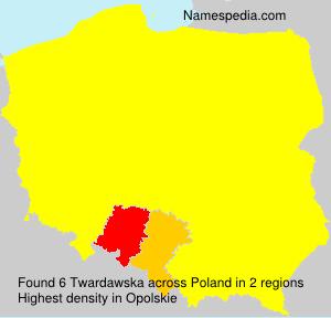 Twardawska