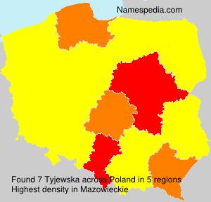Tyjewska