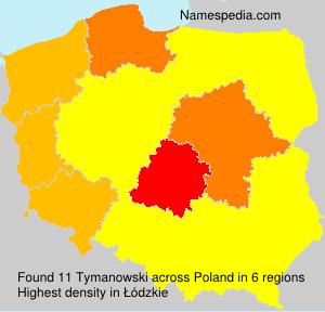 Tymanowski