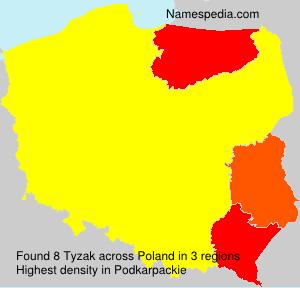 Tyzak