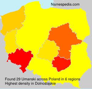 Umanski - Poland