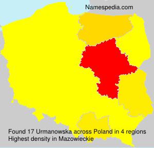 Urmanowska