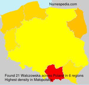 Walczowska