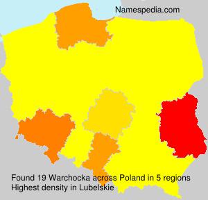 Warchocka