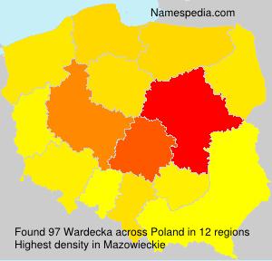 Wardecka