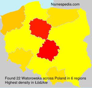 Watorowska