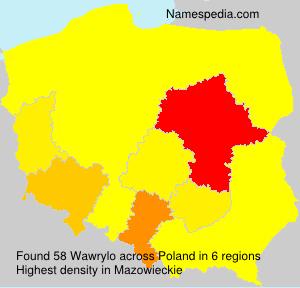 Wawrylo - Poland