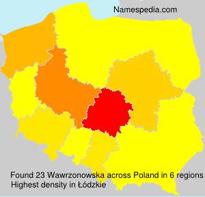 Wawrzonowska