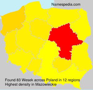 Wesek - Poland