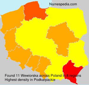 Wewiorska