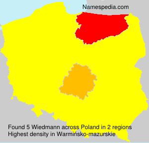Wiedmann