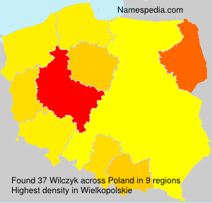 Wilczyk - Poland