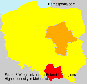 Wingralek