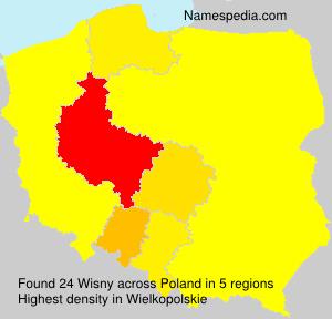 Wisny - Poland