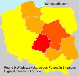 Wladyszewska