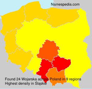 Wojarska