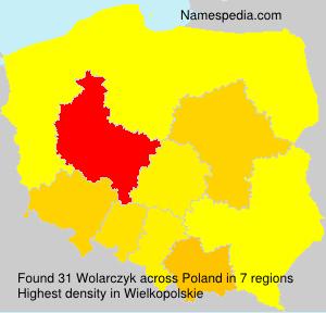 Wolarczyk - Poland