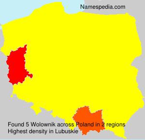Wolownik