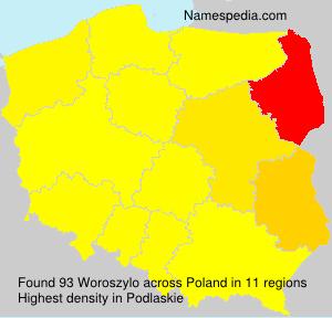 Woroszylo - Poland