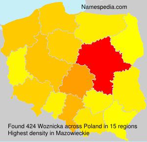 Woznicka