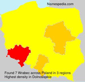 Wrabec - Poland