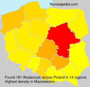 Wudarczyk
