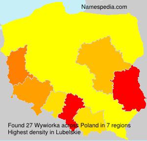 Wywiorka