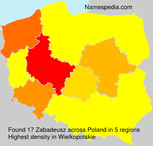 Zabadeusz