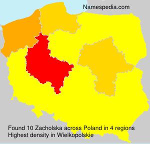 Zacholska