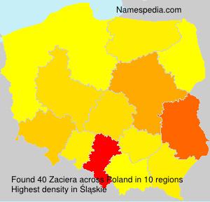 Zaciera
