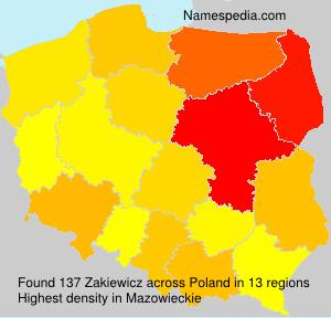 Zakiewicz