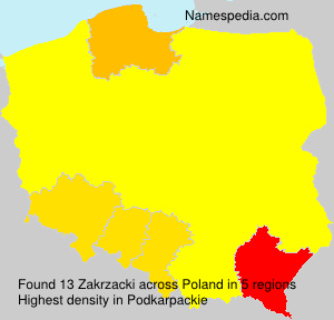 Zakrzacki