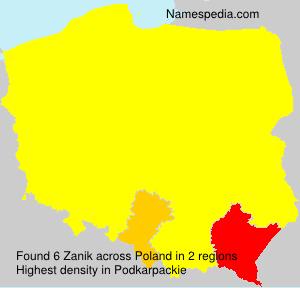 Zanik - Poland