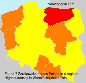 Zarakowska