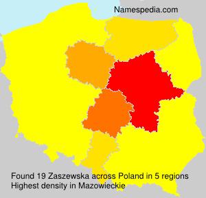 Zaszewska
