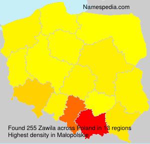 Zawila