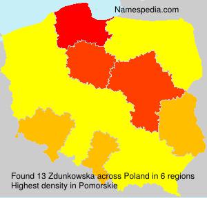 Zdunkowska