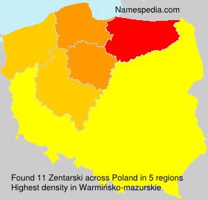 Zentarski