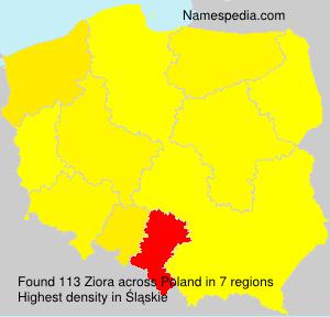 Ziora - Poland