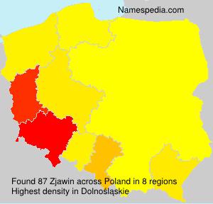 Zjawin - Poland