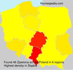 Zjawiona - Poland